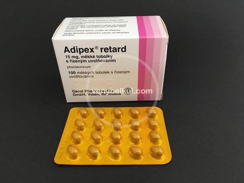 fogyókúrás gyógyszer adipex